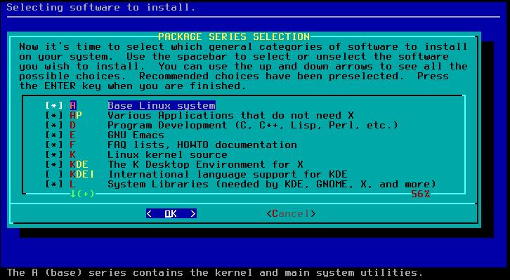 slackware packages