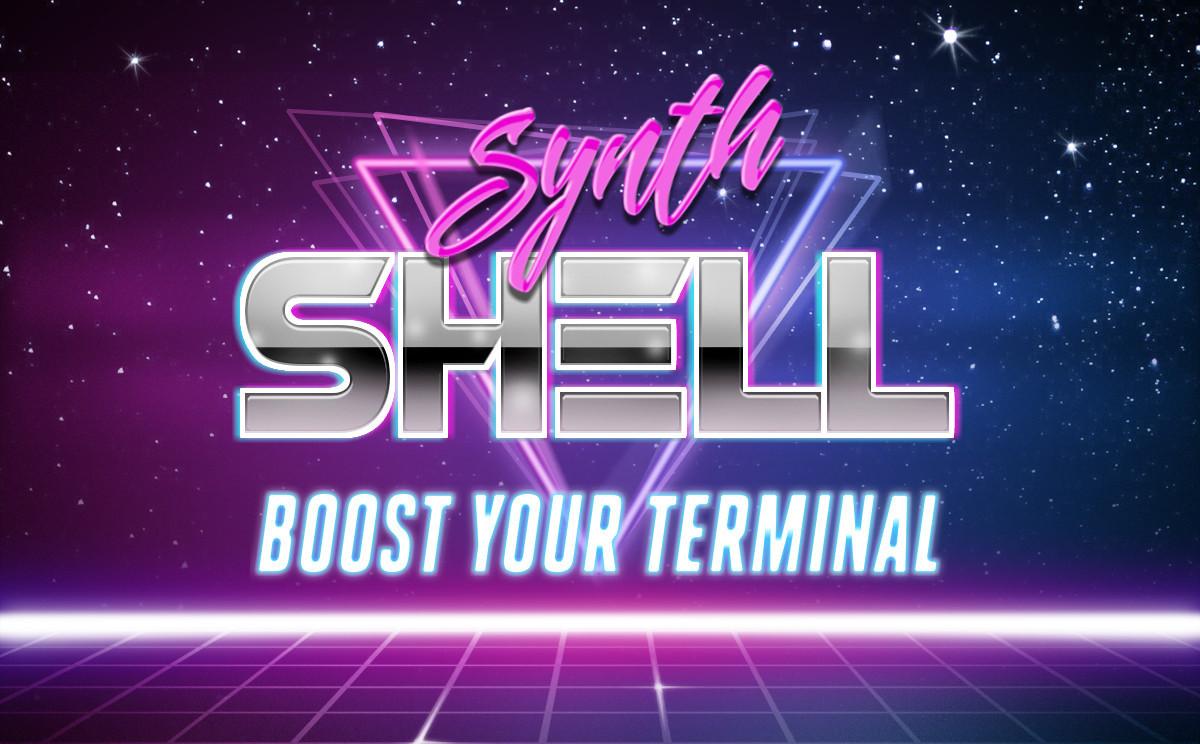 Synthshell logo